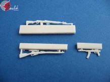 Pavla M35013 1/35 Resin Russian Light hand weapon (Sudajev 7.62 PPS 43 MOSIN SVT